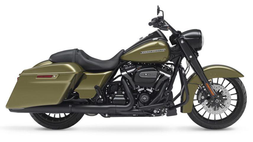 Harley-Davidson está tocada, pero no hundida