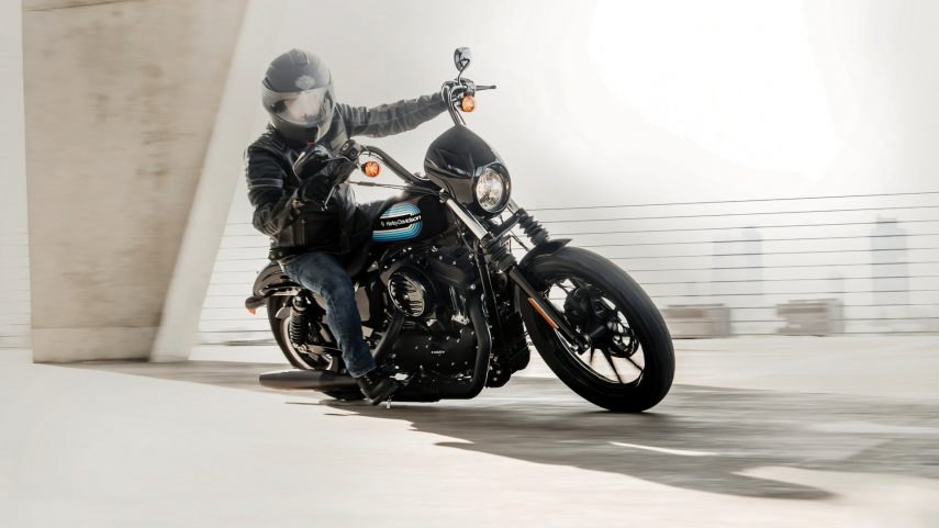 Harley-Davidson Forty-Eight Special y Sportster Iron 1200