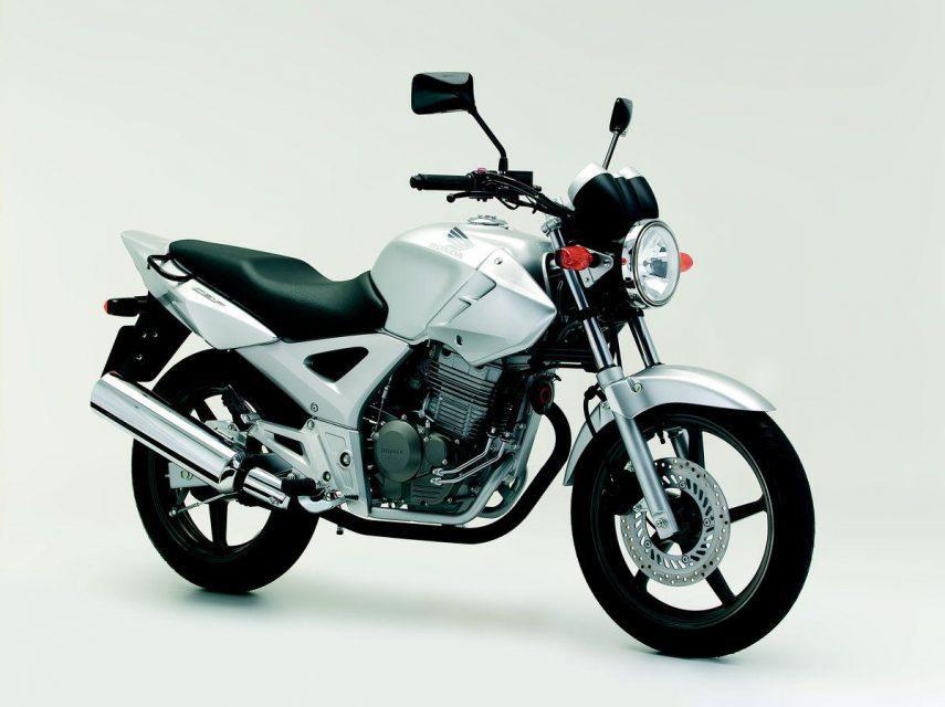 Moto del día: Honda CBF 250