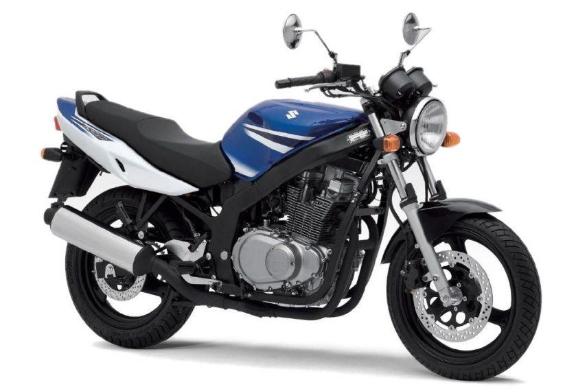 Moto del día: Suzuki GS 500