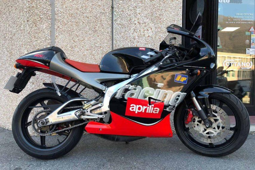Moto del día: Aprilia RS 125 Replica (1999)