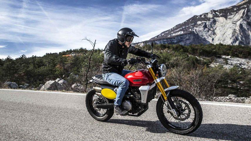 La Fantic Caballero vuelve como Scrambler y Flat Track a España