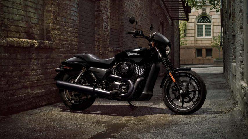 Harley-Davidson ofrece grandes descuentos en su gama Street