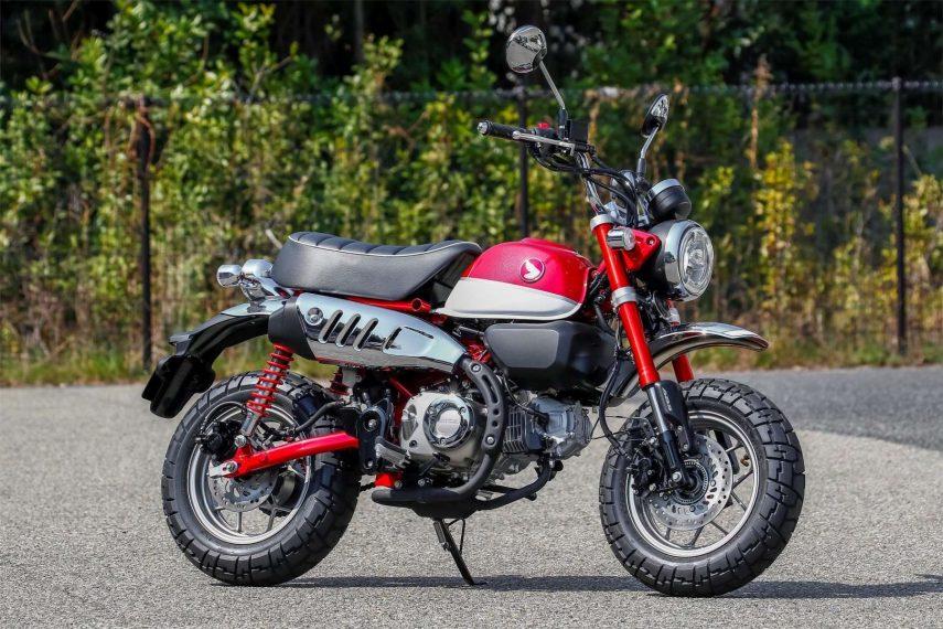 La Honda Monkey regresa con un motor de 125 cc