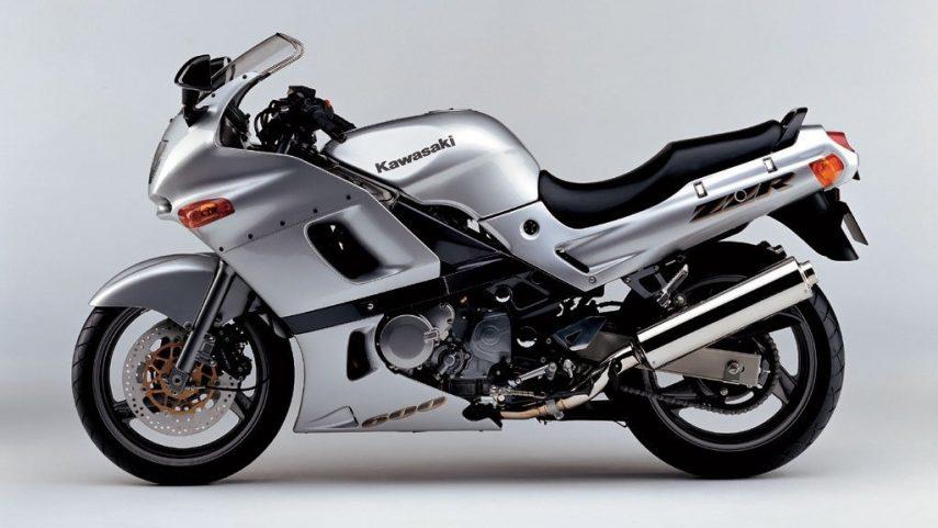 Moto del día: Kawasaki ZZR 600