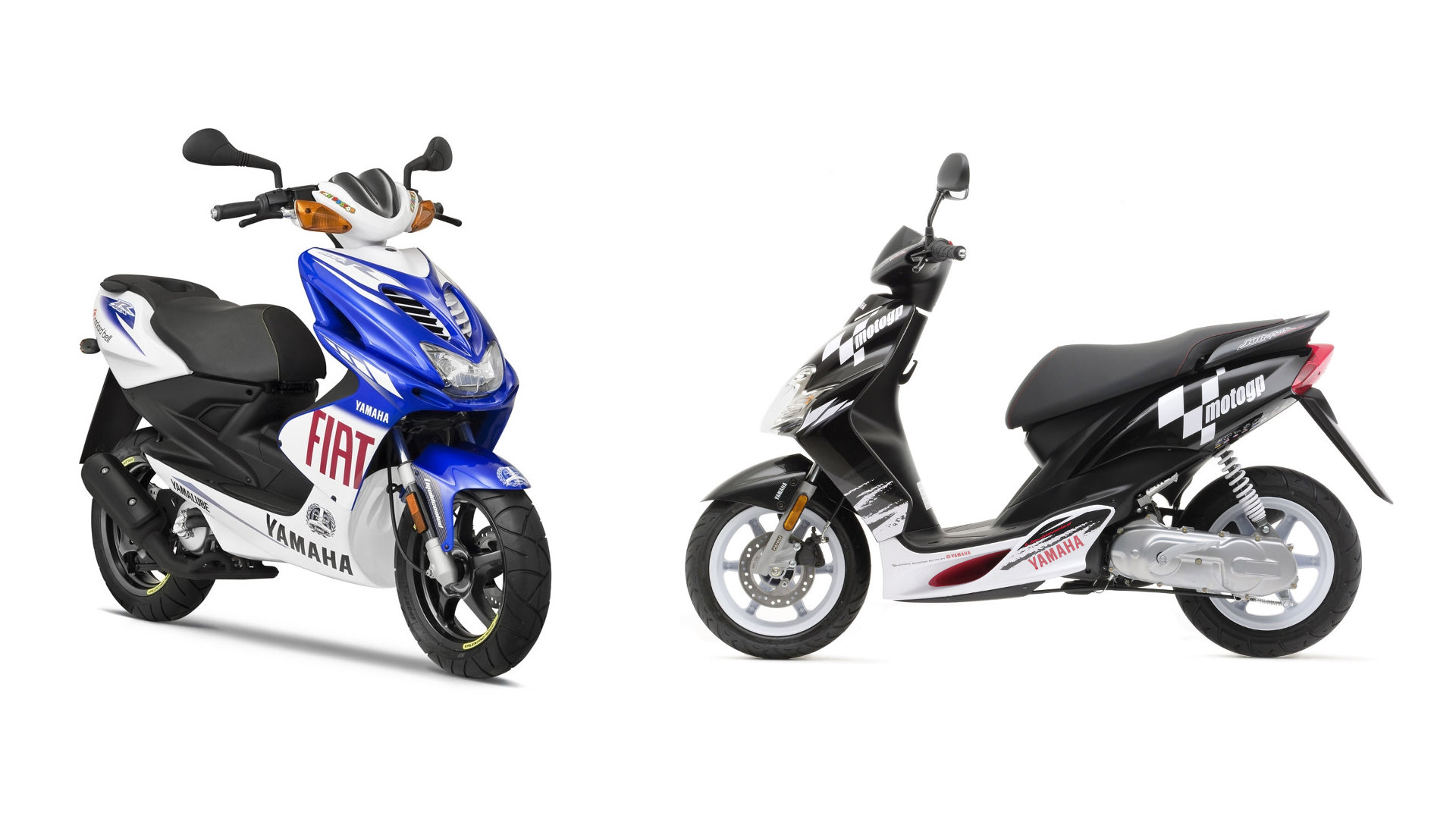 Moto del día: Yamaha Jog/Aerox