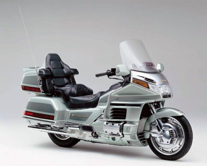 Moto del día: Honda Gold Wing GL 1500