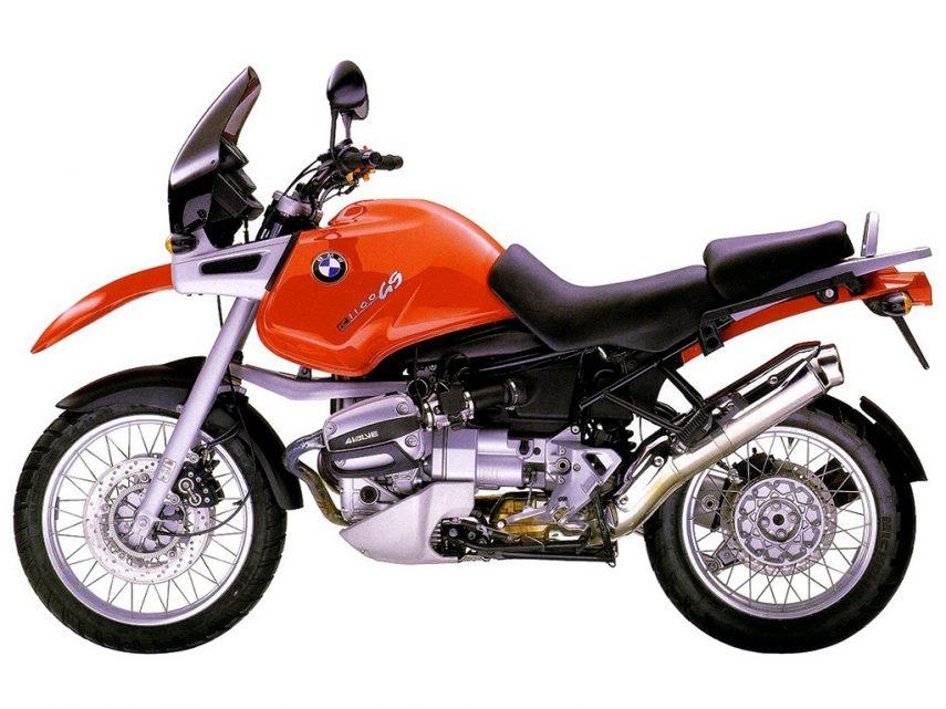 Moto del día: BMW R 1100 GS