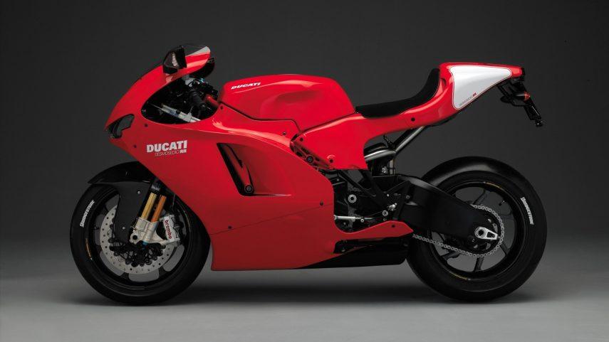 Moto del día: Ducati Desmosedici RR