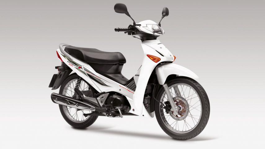 Moto del día: Honda Innova 125