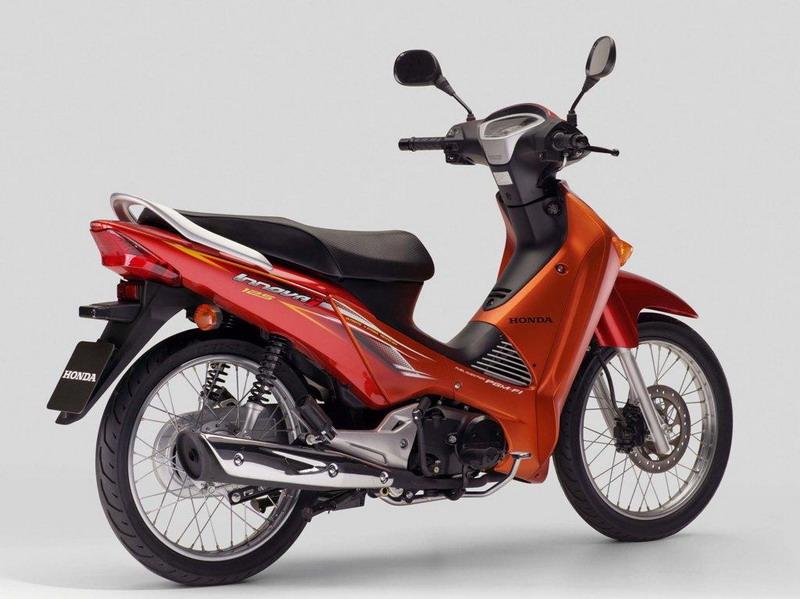 Honda Innova 125 4