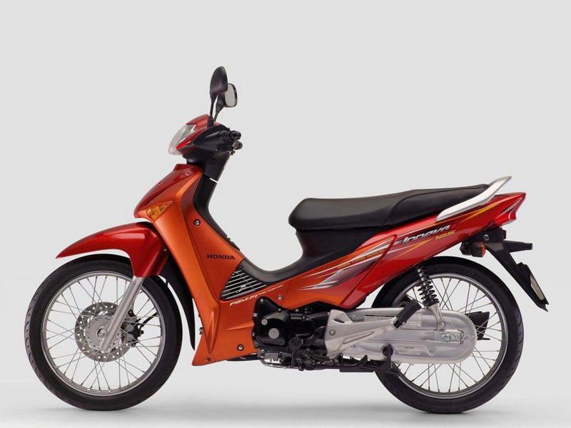Honda Innova 125 5