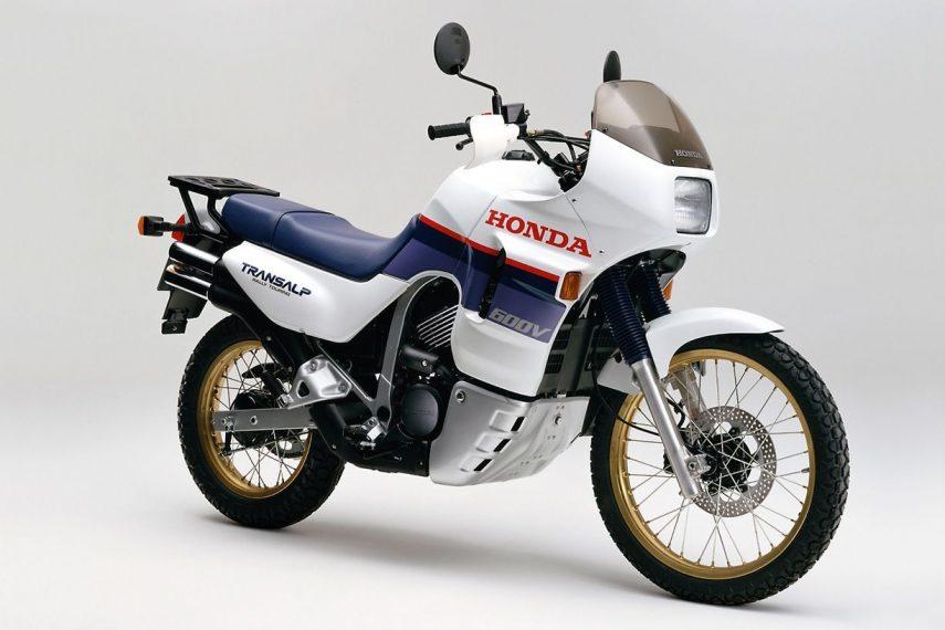 Moto del día: Honda Transalp XL600V