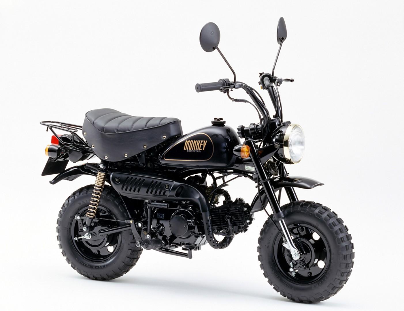 Moto del día: Honda Z50 Monkey