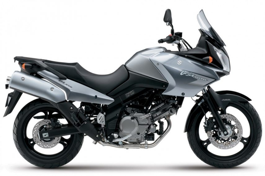 Moto del día: Suzuki DL 650 V-STROM Mk.1