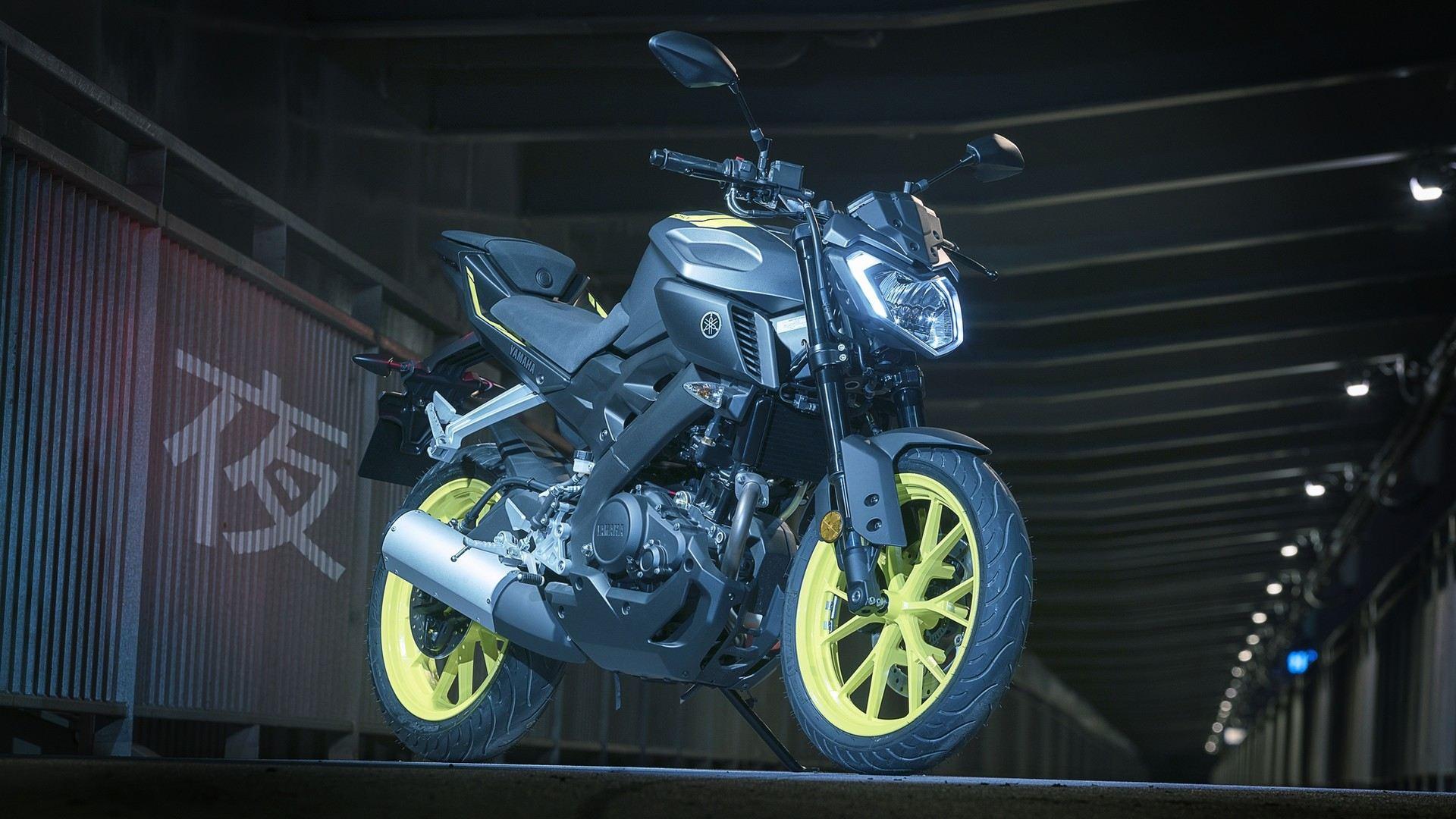 Yamaha MT 125 10
