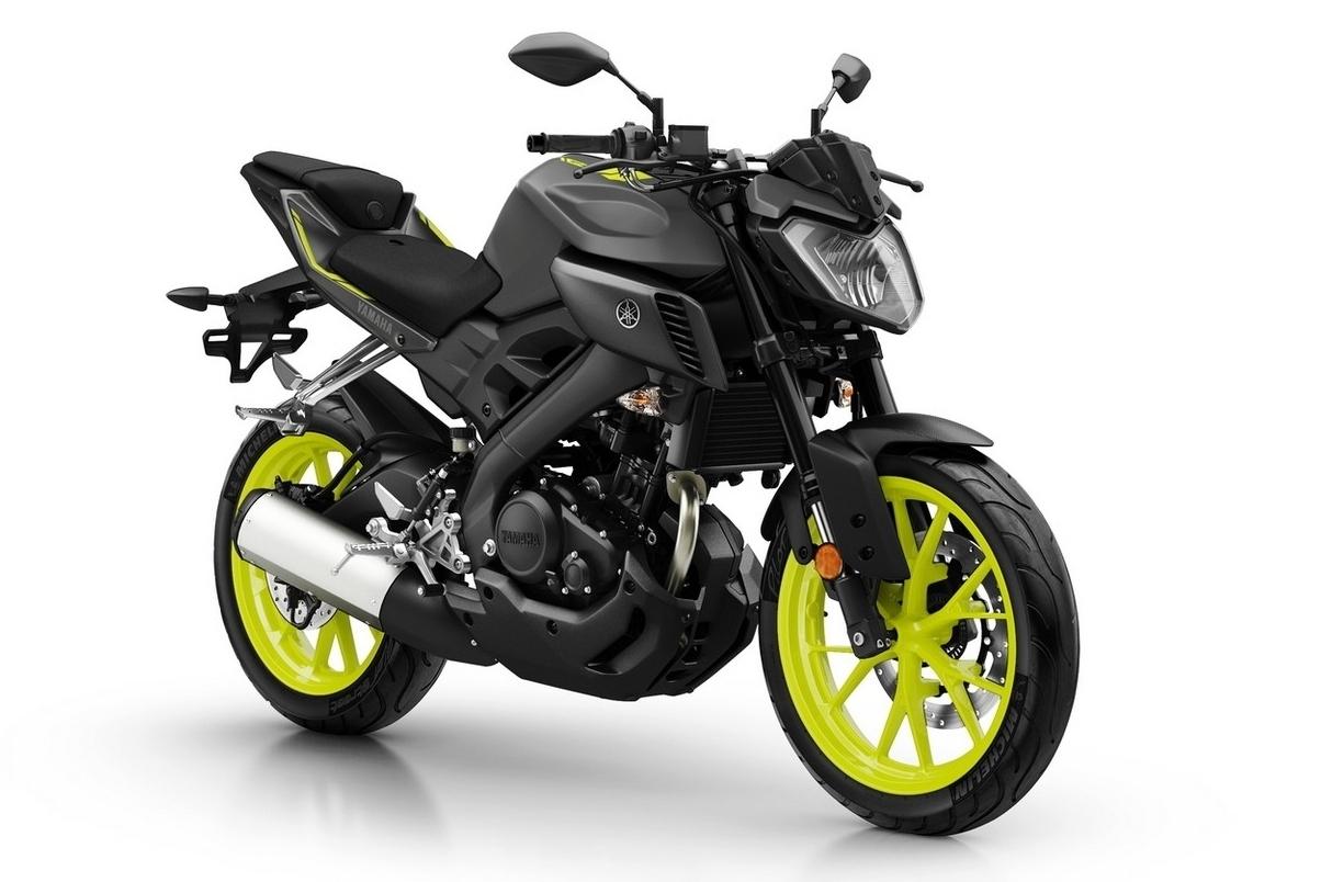 Yamaha MT 125 5