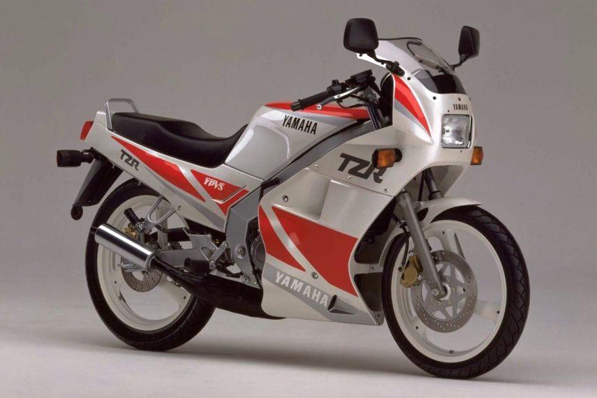 Moto del día: Yamaha TZR 125