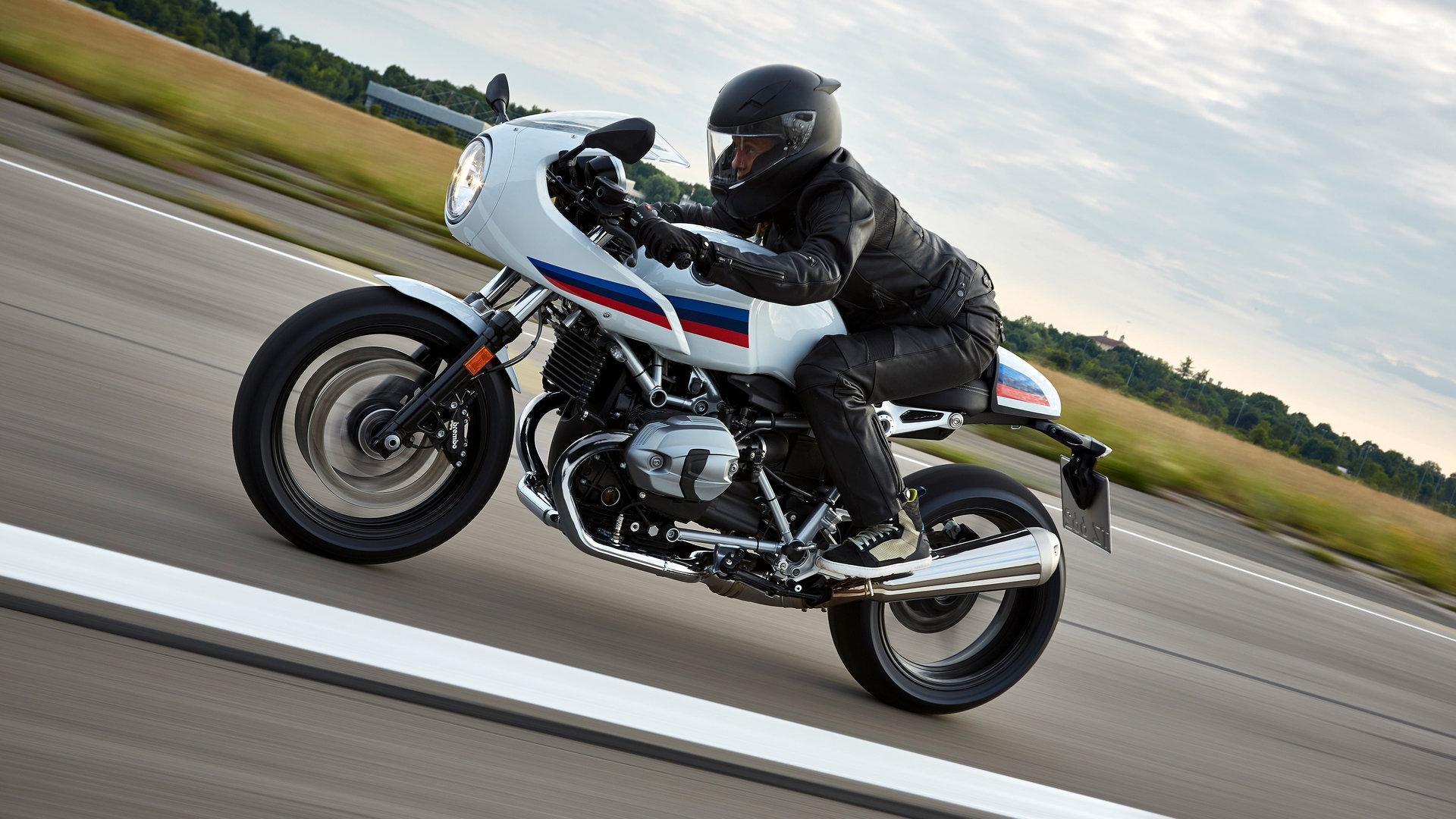 Moto del día: BMW R NineT Racer