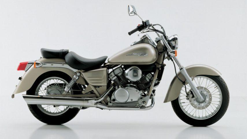 Moto del día: Honda Shadow 125