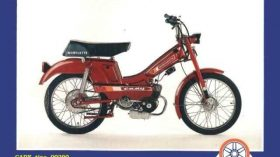 Mobylette Caddy 290