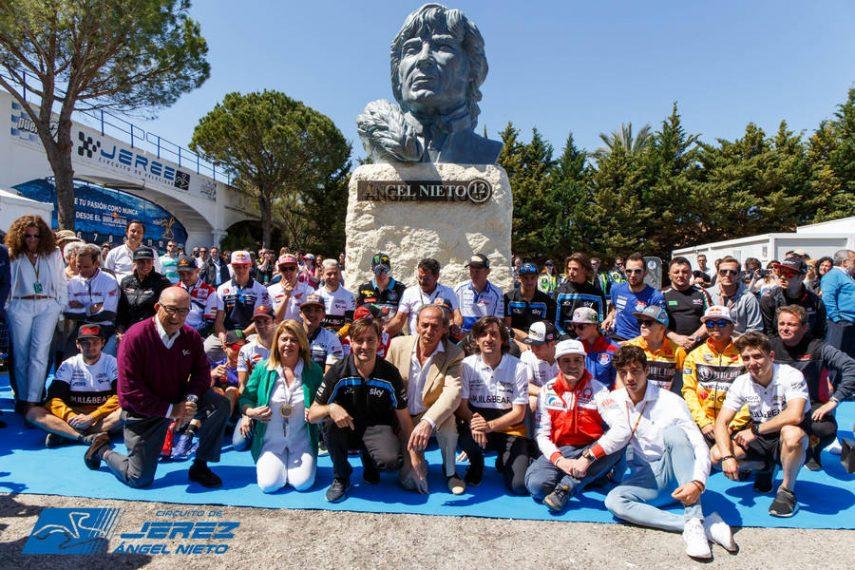 Vuelve el Gran Premio de España al Circuito de Jerez-Ángel Nieto
