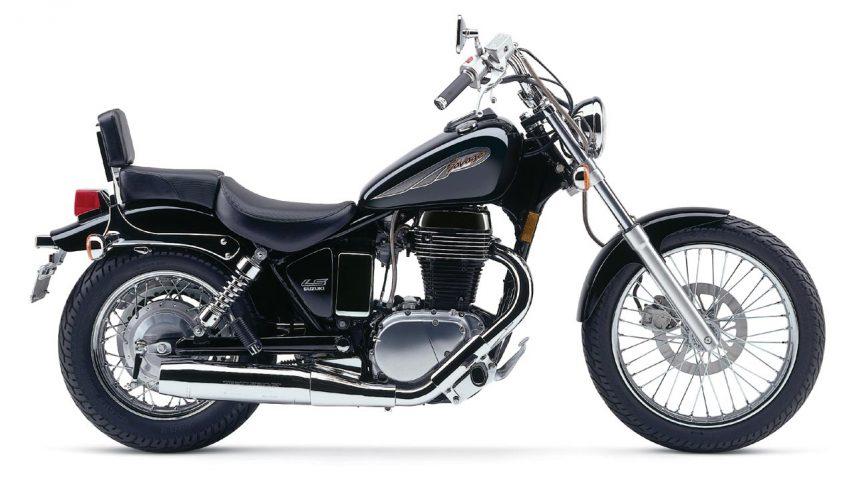 Moto del día: Suzuki LS 650 Savage