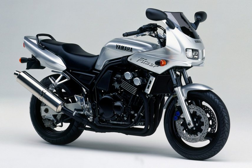 Moto del día: Yamaha FZS 600 Fazer