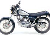 Yamaha Sr 250 2