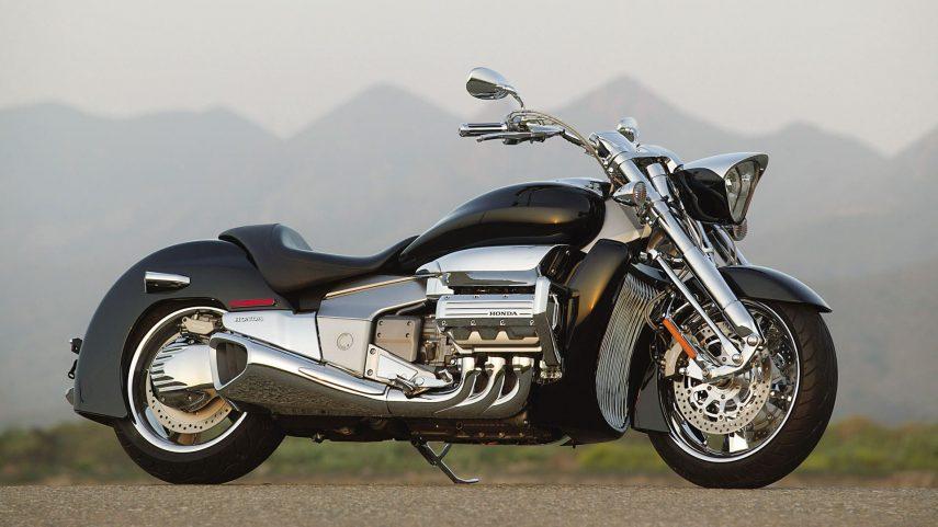 Moto del día: Honda Rune