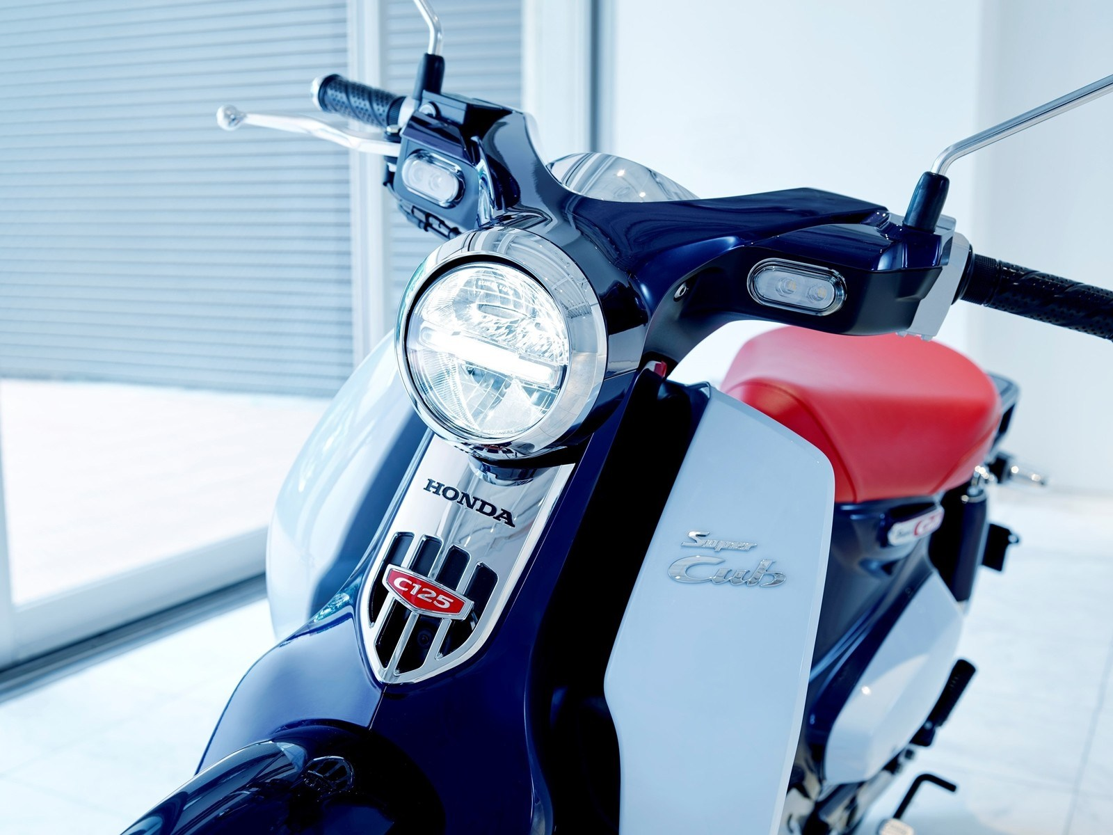 Honda Super Cub 125C 8