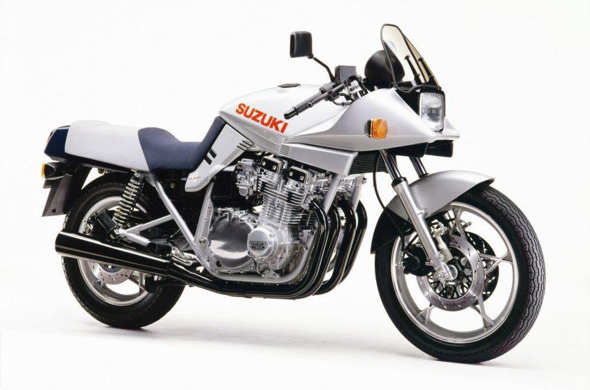 Moto del día: Suzuki GSX 1100S Katana