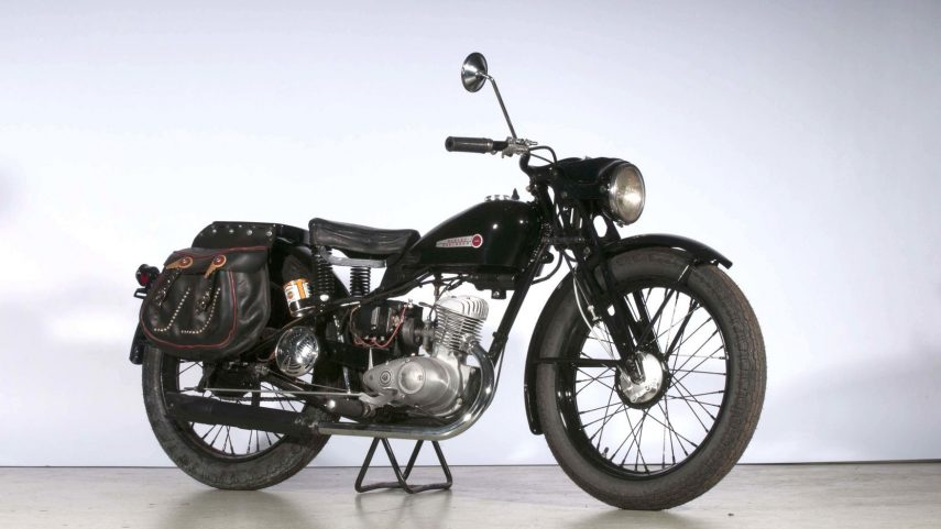 Moto del día: Harley-Davidson Hummer