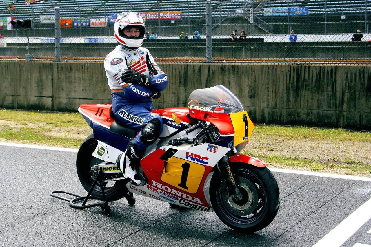 Moto del día: Honda NSR 500