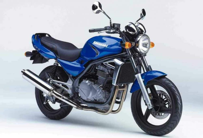 Moto del día: Kawasaki ER-5