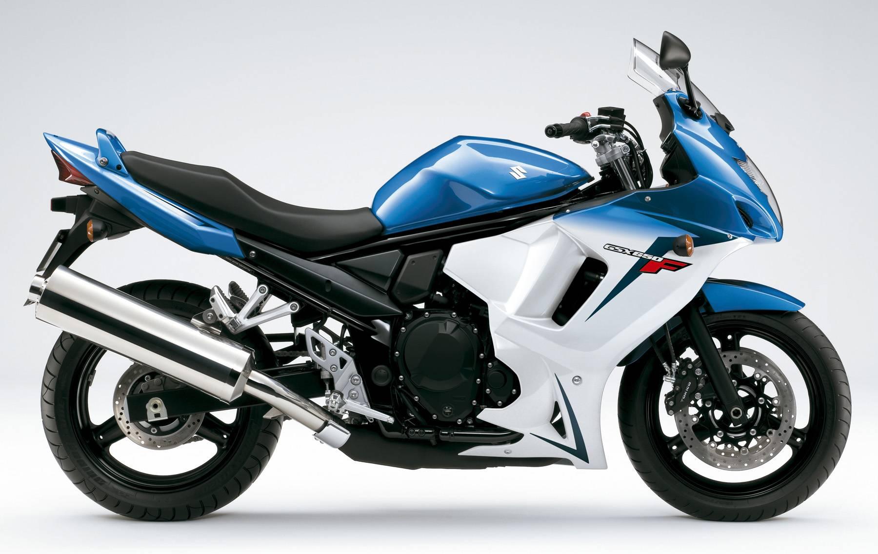 Moto del día: Suzuki GSX 650F