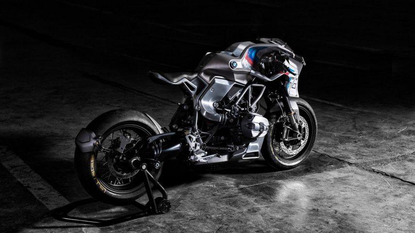 BMW presenta la Giggerl, una R nineT vista por Bernhard Neumann