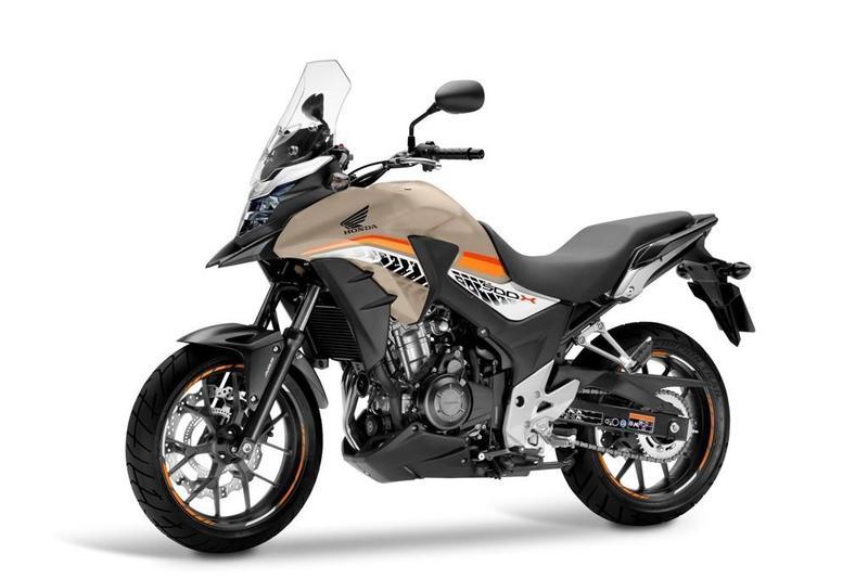 Honda CB500X 2