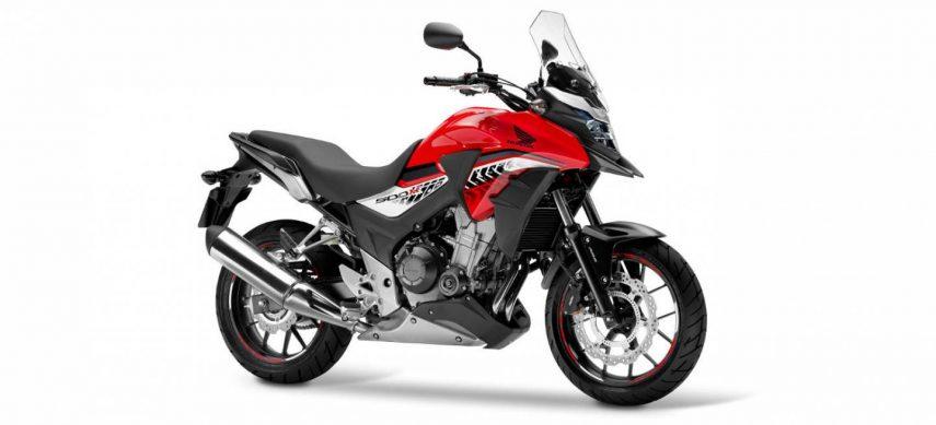 Moto del día: Honda CB 500X