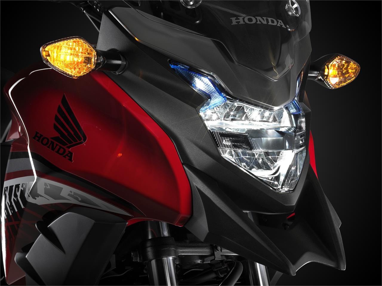 Honda CB500X 4