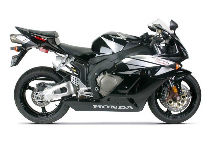 Moto del día: Honda CBR 1000 RR Fireblade 2004