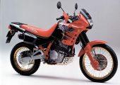 Honda Dominator 2