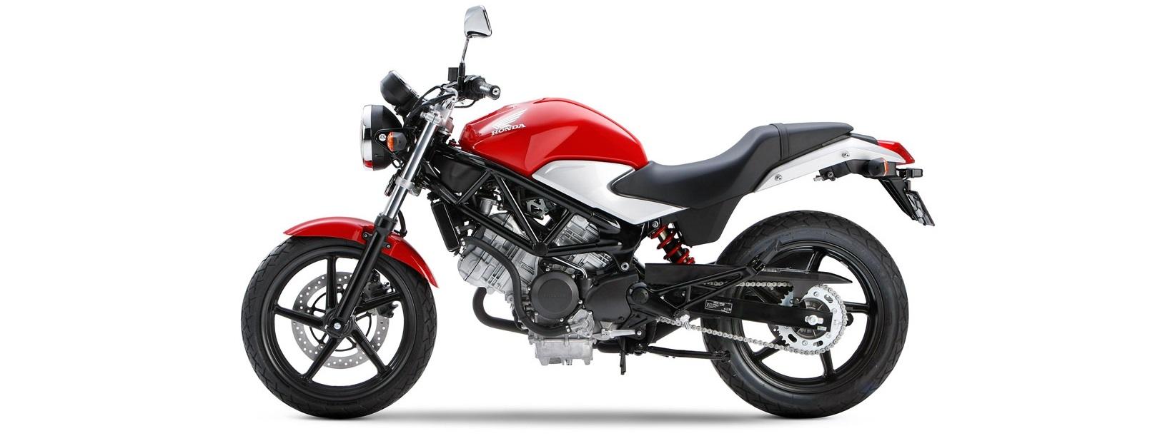 Moto del día: Honda VTR 250