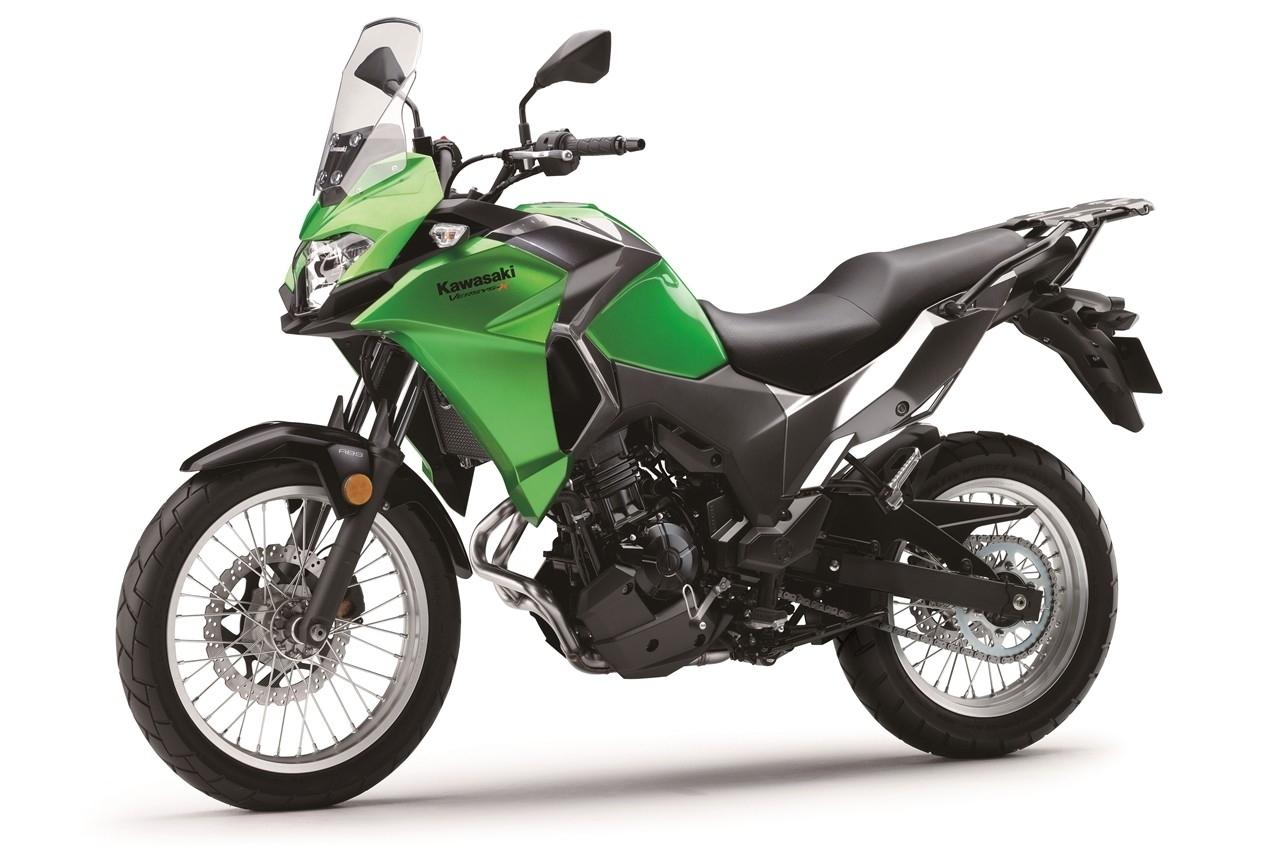 Kawasaki Versys X 300 1