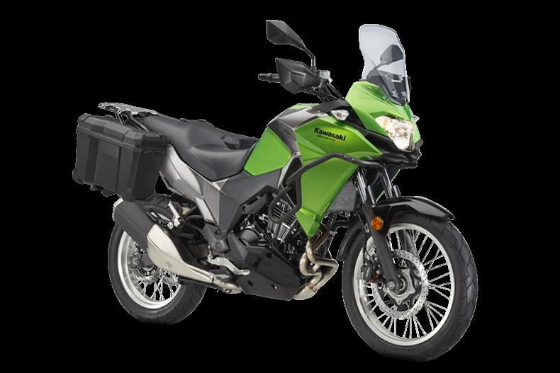 Kawasaki Versys X 300 2