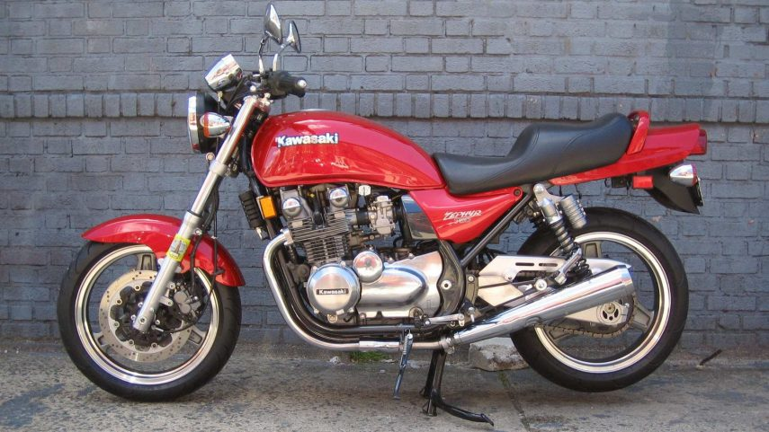 Moto del día: Kawasaki Zephyr