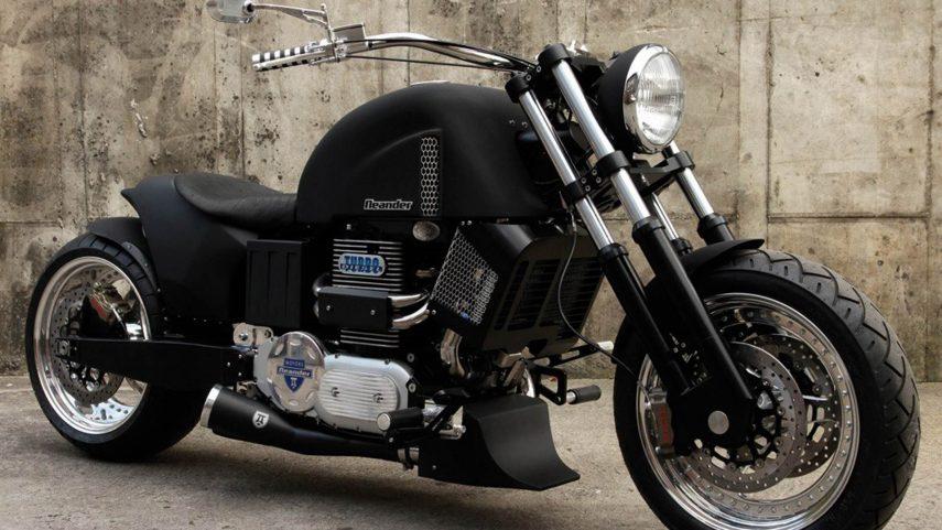 Moto del día: Neander Turbo Diesel