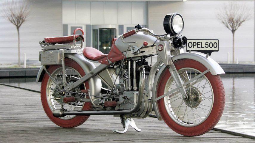 Moto del día: Opel Motoclub 500