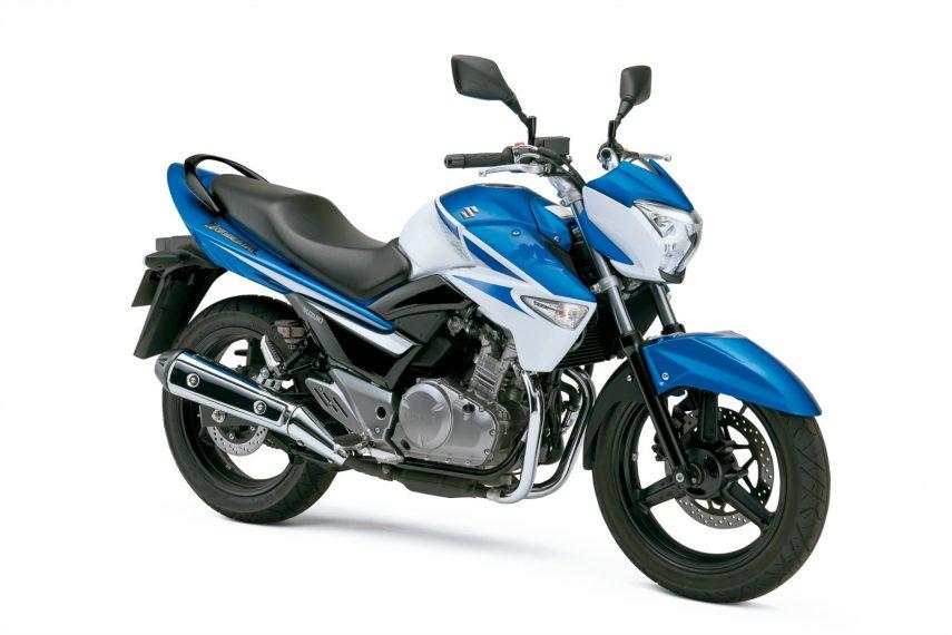Moto del día: Suzuki Inazuma 250