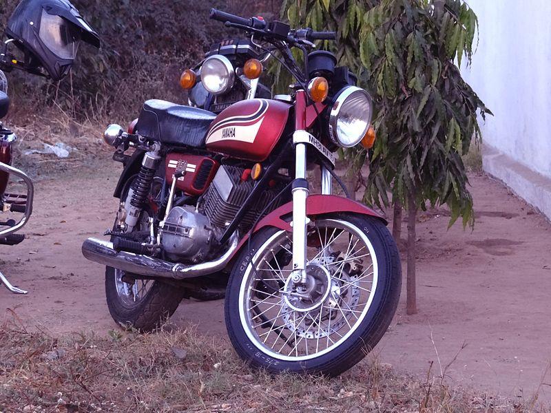 Yamaha RD 350 1973 2